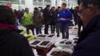 Video «Spanier zahlen Wahnsinns-Preise für Entenmuscheln» abspielen