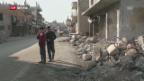 Video «Aleppo: Flüchtlinge werden evakuiert» abspielen