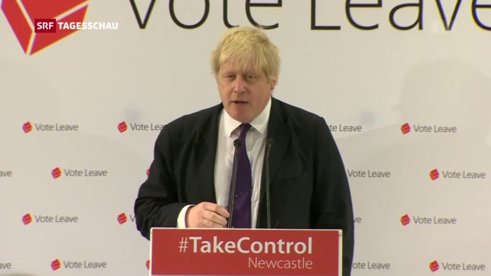 Aus dem Archiv: Johnson wird Premierminister – ein Porträt