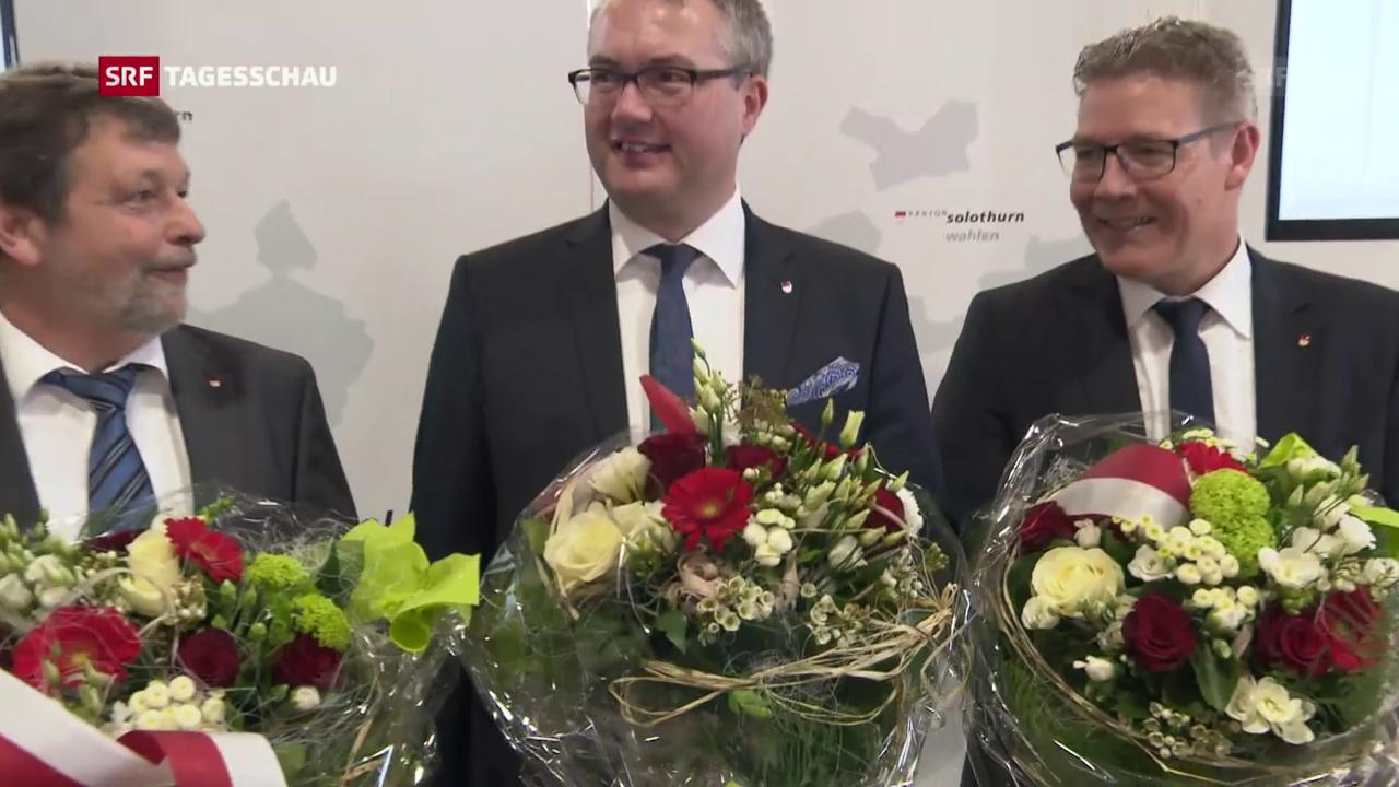 Regierungsratswahlen in Solothurn