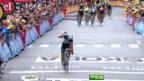 Video «Rad: Tour de France, 4. Etappe» abspielen