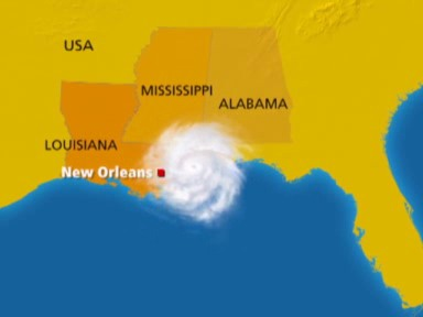 "Hurrikan ""Katrina"""
