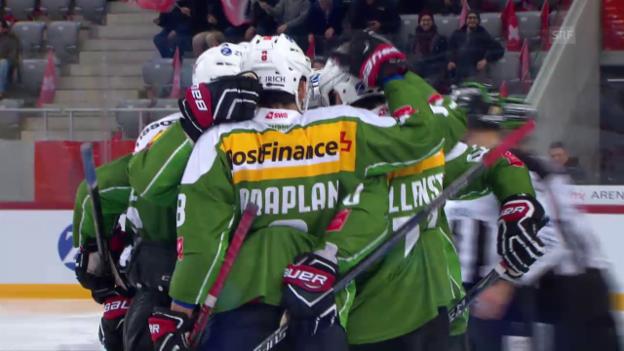 Video «Die Tore bei Schweiz - Weissrussland» abspielen
