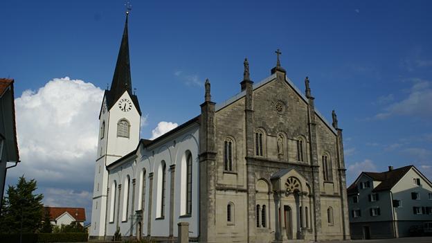 Glockengeläut der Kirche Maria Geburt, Oberegg
