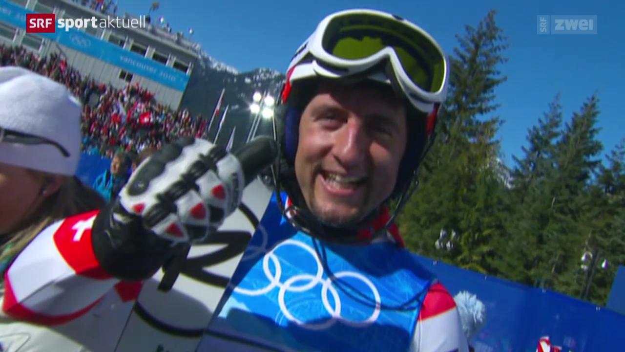 Ski: Silvan Zurbriggens Rücktritt