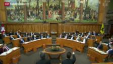 Video «Ständerat gegen Widerspruchslösung» abspielen