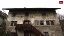 Link öffnet eine Lightbox. Video Steinhaus aus dem 15. Jahrhundert wird renoviert abspielen