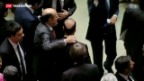 Video «Staatspräsidenten-Wahl Italien» abspielen