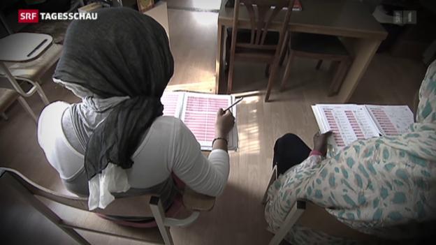 Video «Kopftuchverbot an Schulen aufgehoben» abspielen