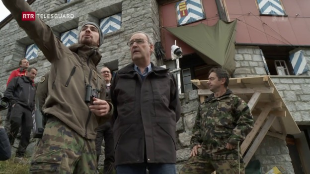 Laschar ir video «Bondo sa quintar cun solidaritad da Berna»