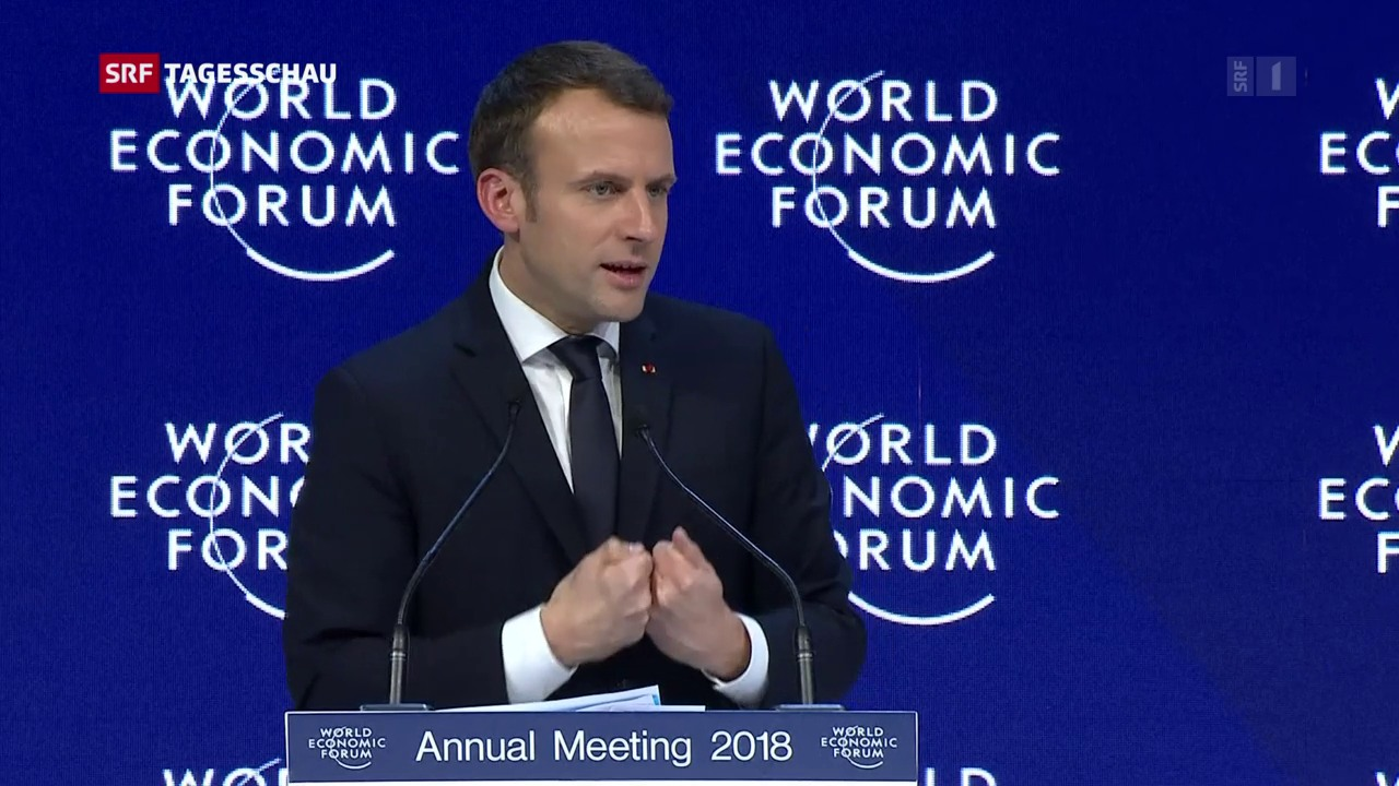 Europa-Tag in Davos