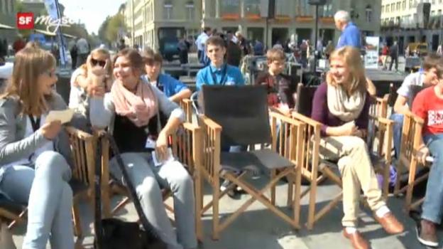 Video «Treffpunkt Bundesplatz: Best-of (11/11)» abspielen