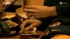 Video «Eishockey – Tabuthema Kautabak: weder harmlos noch eine Randerscheinung» abspielen