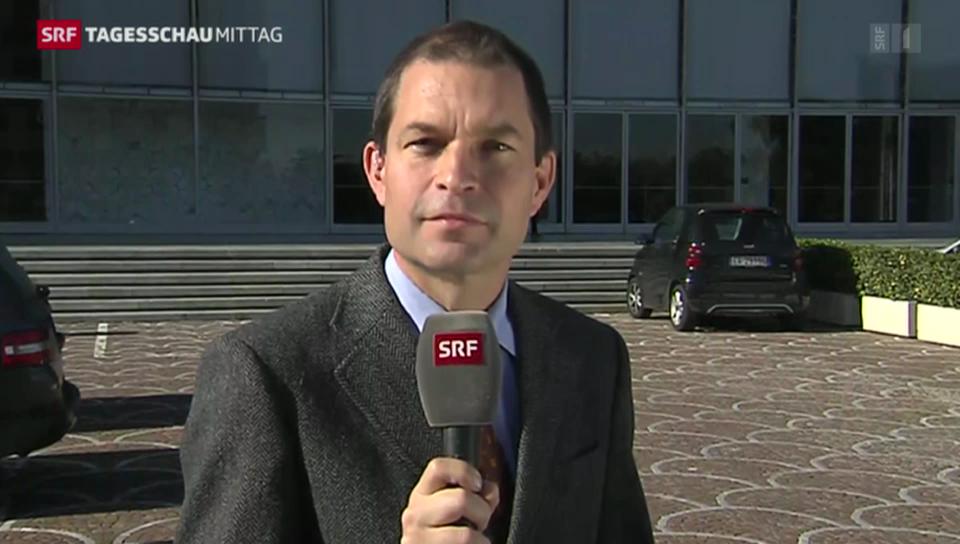 Korrespondent Philipp Zahn zur Verjährung
