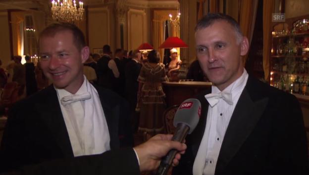 Video «GGFM: Runder Geburtstag von Peter und Dani» abspielen