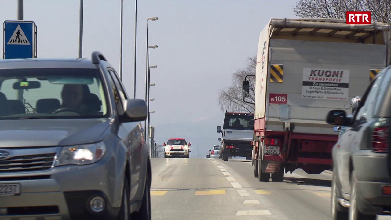 Statistica d'accidents da traffic dal Grischun