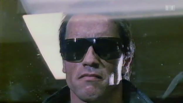 Video «Schwarzenegger dreht neuen Terminator-Film» abspielen