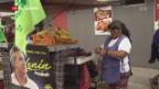 Video ««Kopf-an-Kopf-Rennen» in Ecuador» abspielen