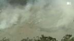Video «Der Vulkanasche auf der Spur» abspielen
