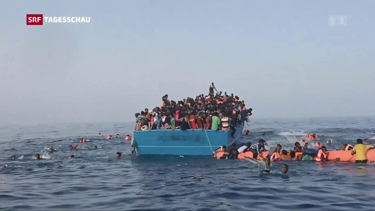 Kontaktgruppe Mittelmeer will Flüchtlingen helfen