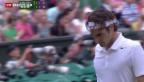 Video «Wimbledon-Final ohne Schweizer Happy End» abspielen