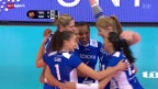 Video «Volleyball: Volero Zürich - Rio de Janeiro» abspielen