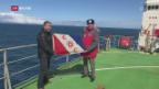 Video «Frederik Paulsen: Ein Pionier am Südpol» abspielen