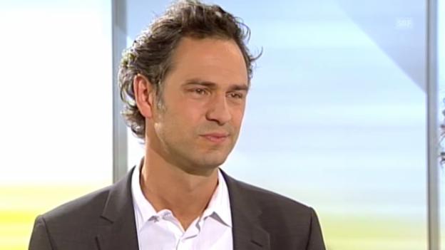 Video «Interview mit Daniele Ganser, Friedens- und Energieexperte v. 2.6.13» abspielen
