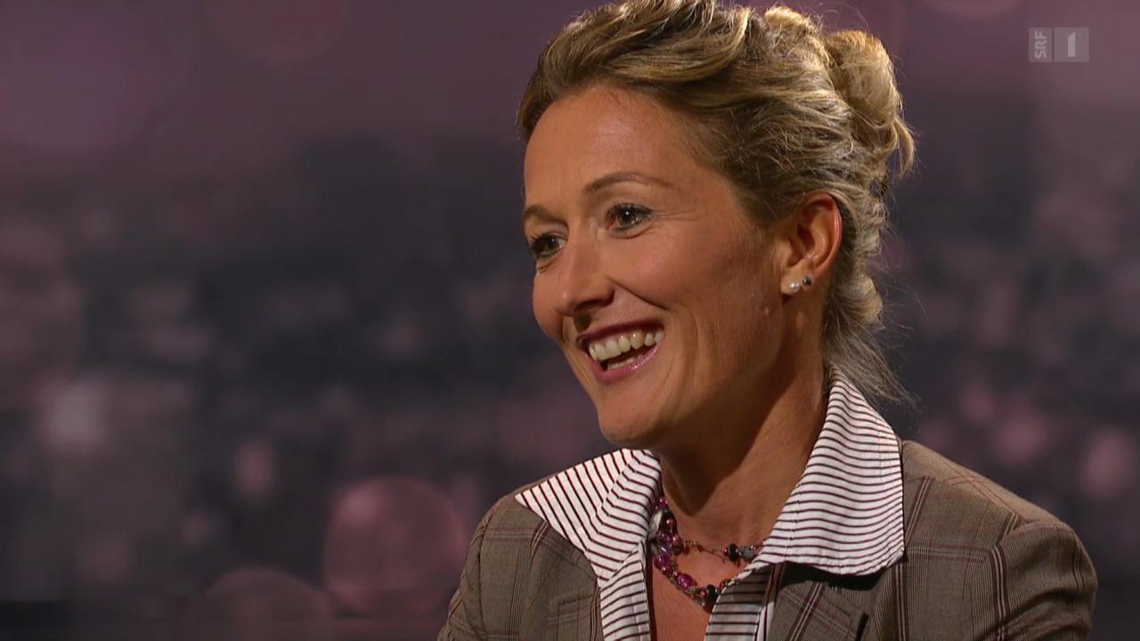 Gast: Susanne Hochuli