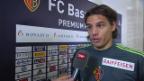 Video «Fussball: Interview mit FCB-Keeper Yann Sommer» abspielen