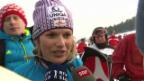 Video «Marlies Schild gibt ihr Comeback im Slalom» abspielen