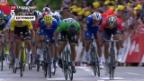 Video «Tour de France: 5. Etappe» abspielen