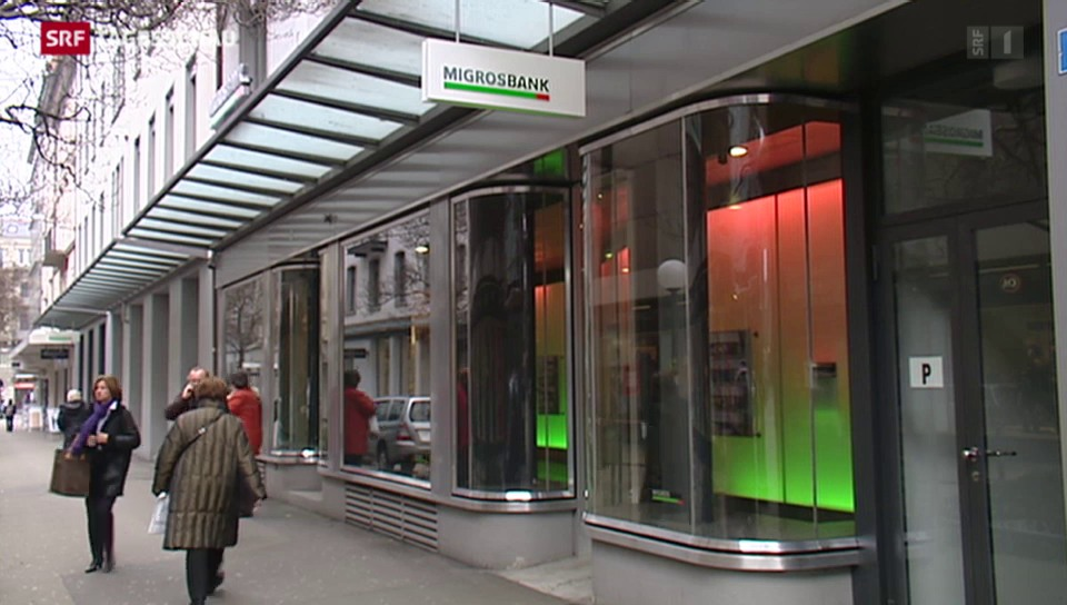 Vorerst keine Minuszinsen bei der Migros-Bank