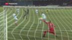 Video «Keine Schweizer Beteiligung im Europäischen Fussball» abspielen