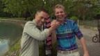 Video «Wettaufgabe mit Matthias Hüppi» abspielen