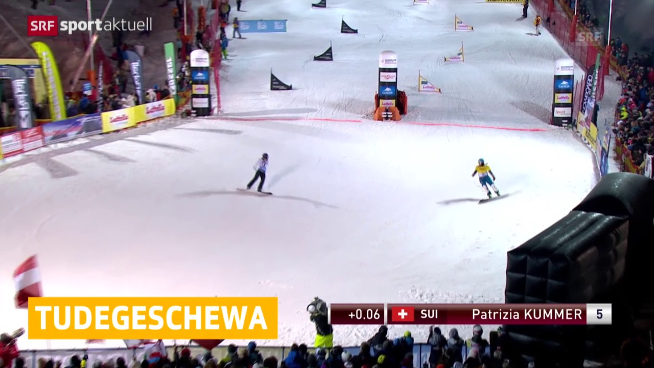 Schweizer Snowboarderinnen verpassen Podest in Bad Gastein
