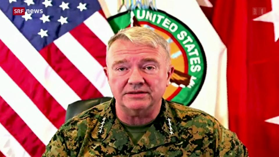 USA schliessen Abzug aus Afghanistan ab