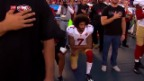 Video «Schwarze Football-Spieler: Wenn Sport zu Politik wird» abspielen