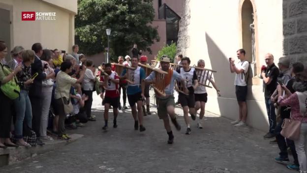 Video «Schweiz aktuell vom 25.06.2018» abspielen