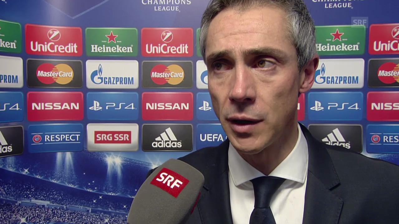 Fussball: Paulo Sousa im Interview (englisch)
