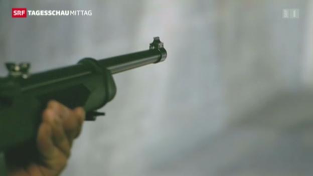Video «Härteres Waffengesetz stösst in den USA auf Widerstand» abspielen