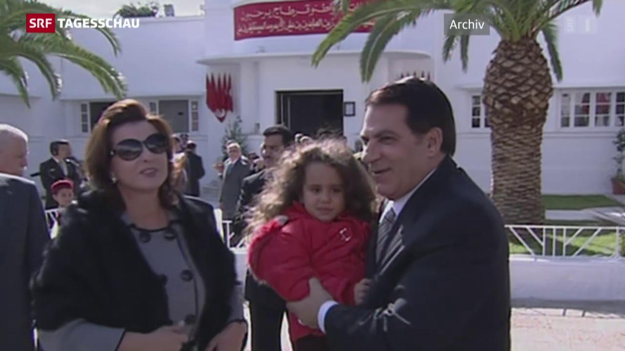 Tunesische Potentatengelder