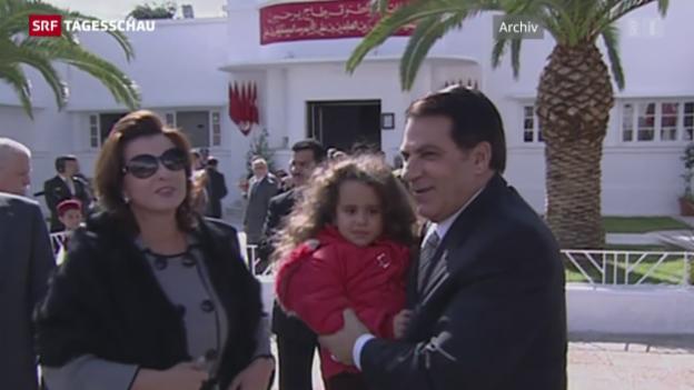Video «Tunesische Potentatengelder» abspielen