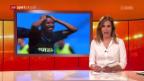 Video «Gelson Fernandes tritt aus Nati zurück» abspielen