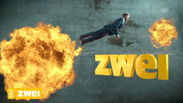 Video «Station Ident SRF zwei - Feuer» abspielen