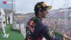 Video «Formel 1: GP Ungarn in Budapest» abspielen