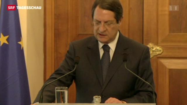 Zypern: von der Krise zum Skandal