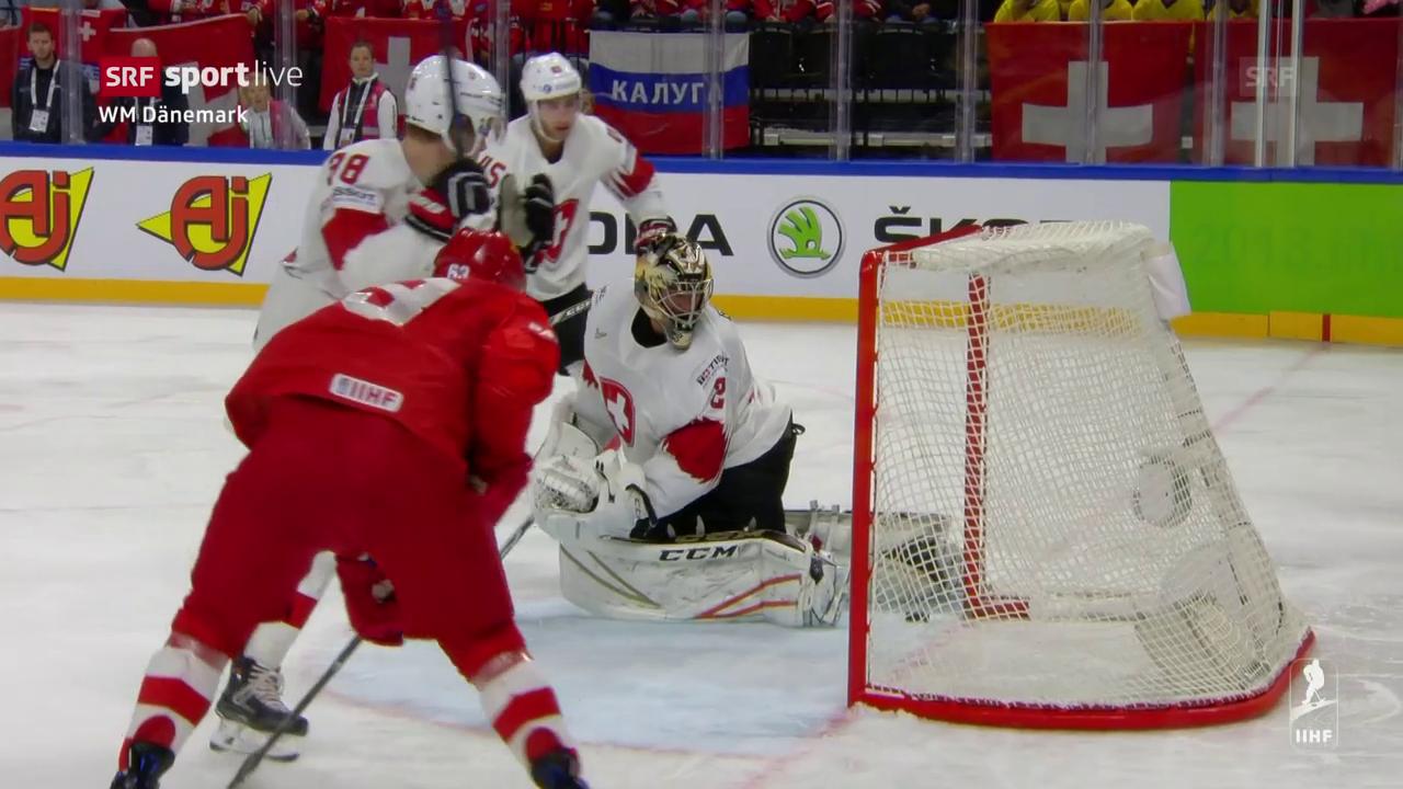 Live-Highlights Russland - Schweiz