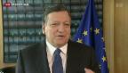 Video «EU begrüsst Nein zum Referendum» abspielen