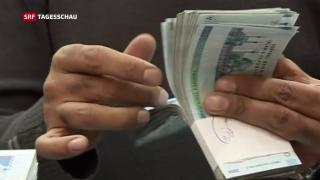 Video «US-Sanktionen gegen Iran » abspielen